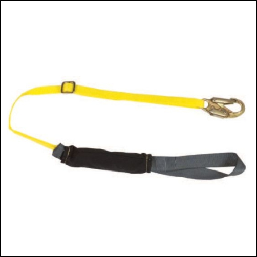 ARCSAFE® ENERGY-ABSORBING LANYARD
