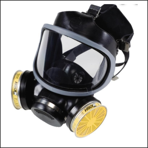 MSA ULTRA-TWIN® FULL-FACEPIECE RESPIRATOR
