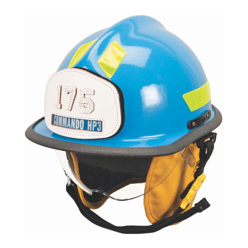 MSA CAIRNS® COMMANDO™ HP3 COMPOSITE FIRE HELMET