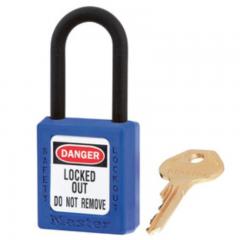 Masterlock Safety Padlock N0.406 Blue