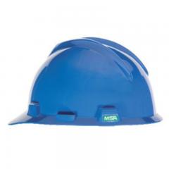 463943-HELMET V GARD MSA USA BLUE C/W STAZ - ON