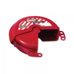 481-Rotating Gate Valve Lockout, 2in-5in (51mm-12.7cm) Diameter Handles